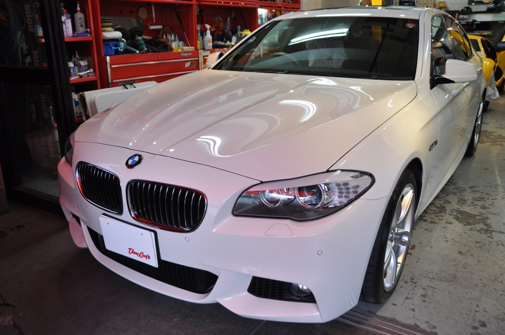 BMW F10①