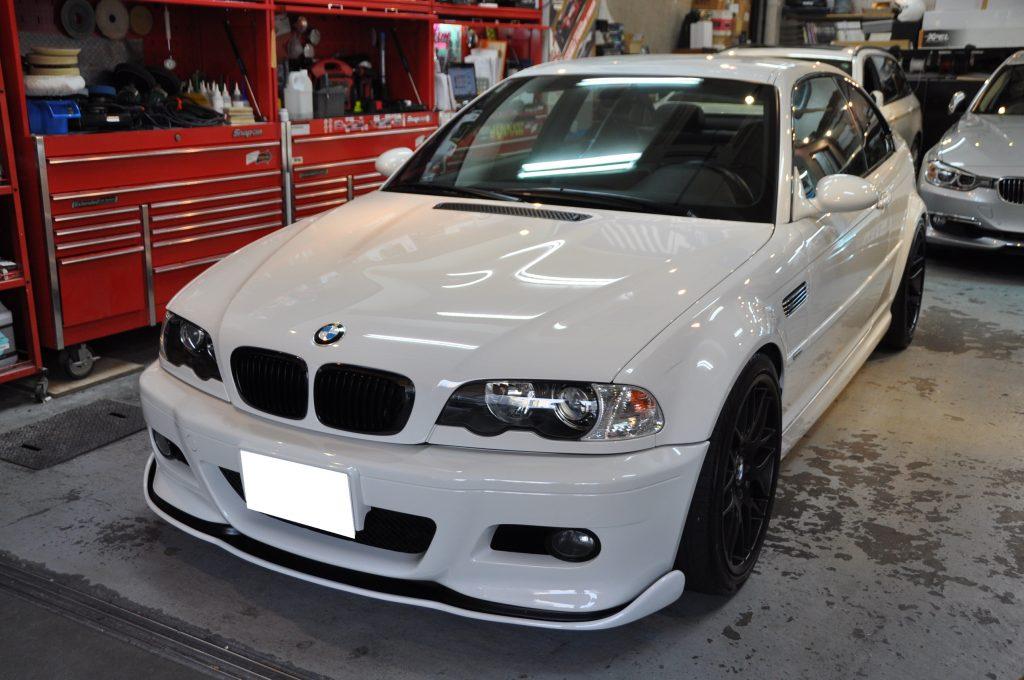 BMW E46 ②