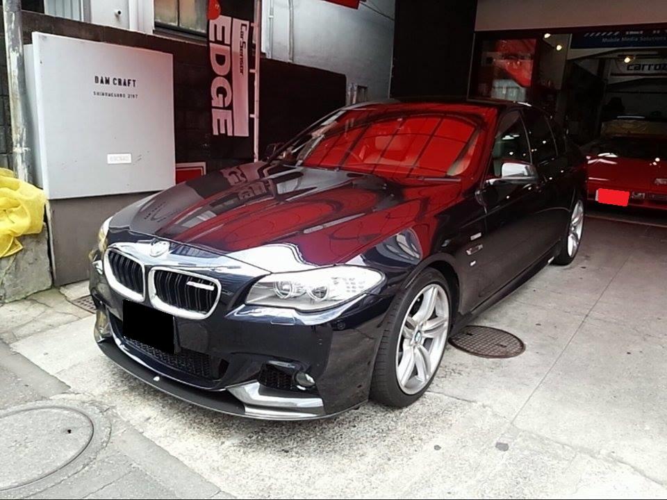 BMW F10レイヤード
