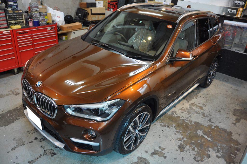 BMW X1 ①