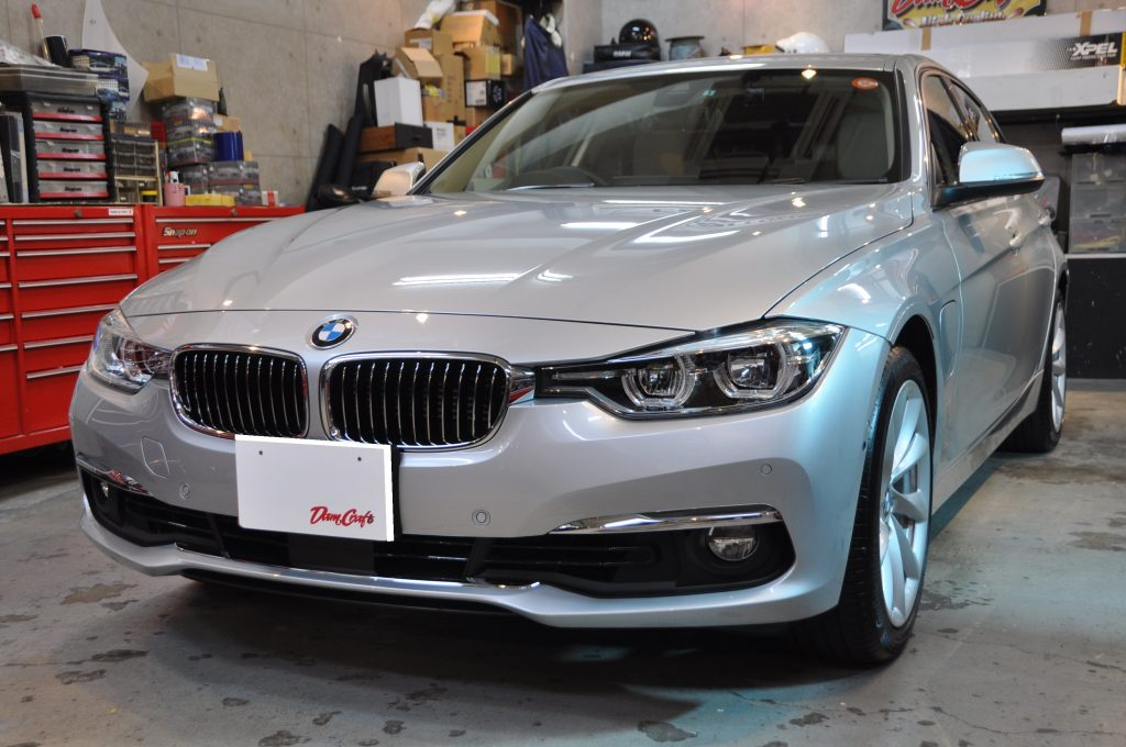 BMW F30 1